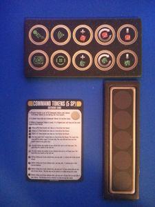 Star Trek: Attack Wing – Command Tokens Resource