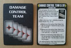 Star Trek: Attack Wing – Damage Control Teams Resource