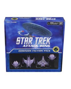 Star Trek: Attack Wing – Dominion Faction Pack