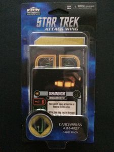 Star Trek: Attack Wing – Dreadnought Card Pack