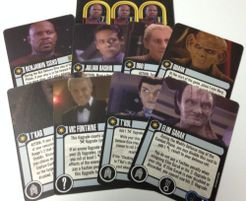 Star Trek: Attack Wing – DS9 Upgrade Card Pack