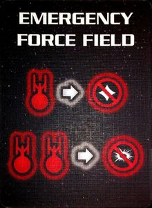 Star Trek: Attack Wing – Emergency Force Field Resource
