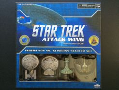 Star Trek: Attack Wing – Federation vs. Klingons Starter Set