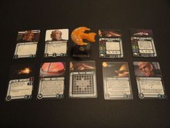 Star Trek: Attack Wing – Ferengi: Bok's Marauder – Resistance is Futile Blind Booster Pack