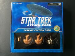 Star Trek: Attack Wing – Ferengi Faction Pack