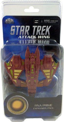 Star Trek: Attack Wing – Fina Prime Expansion Pack