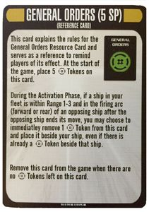 Star Trek: Attack Wing – General Orders Resource