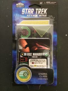 Star Trek: Attack Wing – Goss' Marauder Card Pack