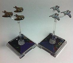 Star Trek: Attack Wing – Hideki Class Attack Fighters Resource