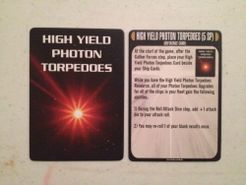 Star Trek: Attack Wing – High Yield Photon Torpedoes Resource