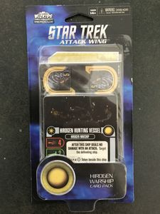 Star Trek: Attack Wing – Hirogen Hunting Vessel Card Pack
