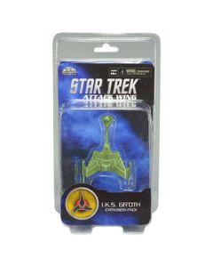 Star Trek: Attack Wing – I.K.S. Gr'oth Expansion Pack