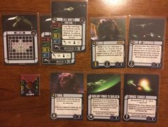Star Trek: Attack Wing – I.K.S. Hegh'ta Expansion Pack
