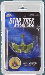 Star Trek: Attack Wing – I.K.S. Ning'Tao Klingon Expansion Pack