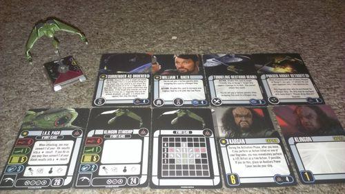 Star Trek: Attack Wing – I.K.S. Pagh Klingon Expansion Pack