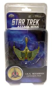 Star Trek: Attack Wing – I.K.S. Rotarran Expansion Pack