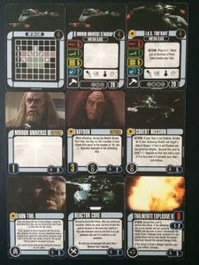Star Trek: Attack Wing – I.K.S. Toh'Kaht Expansion Pack