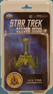 Star Trek: Attack Wing – I.K.S. T'Ong Expansion Pack