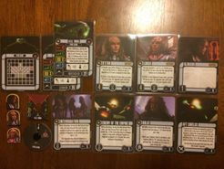 Star Trek: Attack Wing – I.K.S. Toral Expansion Pack