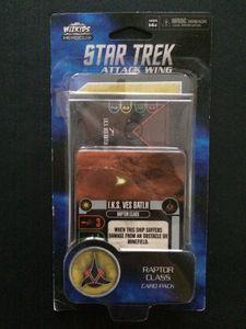 Star Trek: Attack Wing – I.K.S. Ves Batlh Card Pack