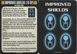 Star Trek: Attack Wing – Improved Shields Resource