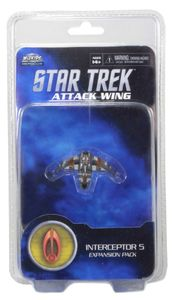 Star Trek: Attack Wing – Interceptor 5 Expansion Pack