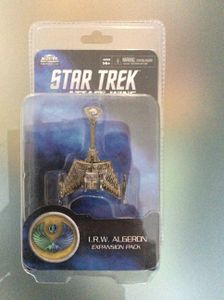 Star Trek: Attack Wing – I.R.W. Algeron Expansion Pack