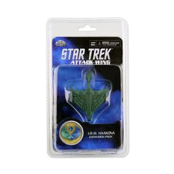 Star Trek: Attack Wing – I.R.W. Haakona Expansion Pack