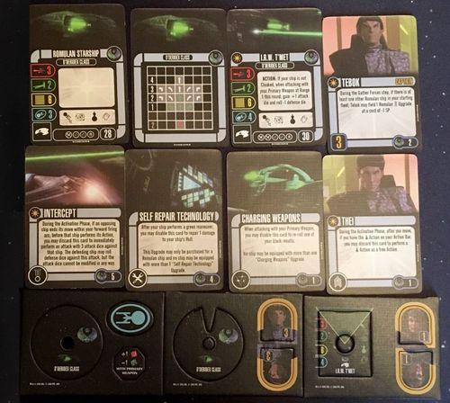Star Trek: Attack Wing – I.R.W. T'Met