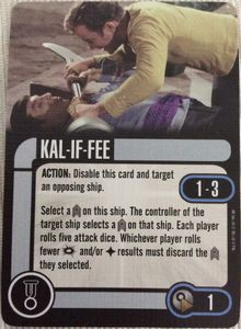 Star Trek: Attack Wing – Kal-If-Fee