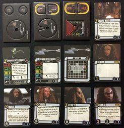 Star Trek: Attack Wing – Kohlar's Battle Cruiser