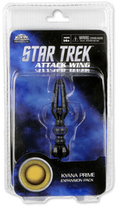 Star Trek: Attack Wing – Kyana Prime Expansion Pack