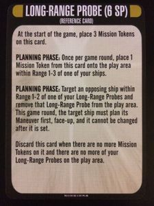 Star Trek: Attack Wing – Long-Range Probe Resource