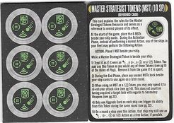 Star Trek: Attack Wing – Master Strategist Token Resource