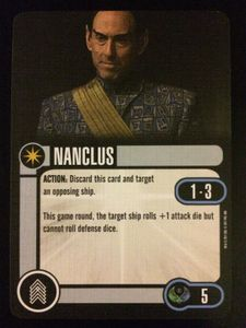 Star Trek: Attack Wing – Nanclus