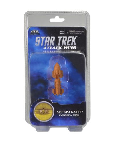 Star Trek: Attack Wing – Nistrim Raider Expansion Pack