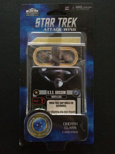 Star Trek: Attack Wing – Oberth Class Card Pack