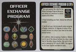 Star Trek: Attack Wing – Officer Exchange Program Resource