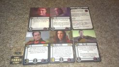 Star Trek: Attack Wing – Q Continuum Card Pack