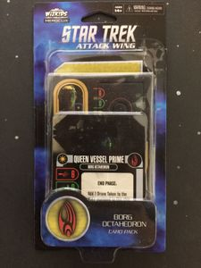 Star Trek: Attack Wing – Queen Vessel Prime Card Pack