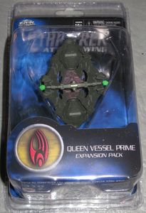 Star Trek: Attack Wing – Queen Vessel Prime Expansion Pack