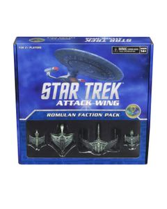 Star Trek: Attack Wing – Romulan Faction Pack