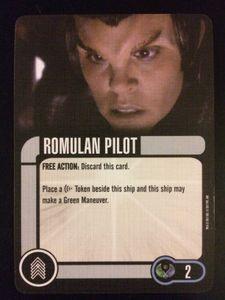 Star Trek: Attack Wing – Romulan Pilot