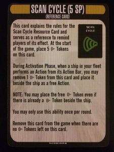 Star Trek: Attack Wing – Scan Cycle Resource