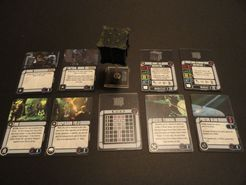 Star Trek: Attack Wing – Scout 255 Borg Expansion Pack