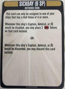 Star Trek: Attack Wing – Sickbay Ressource