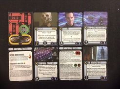 Star Trek: Attack Wing – Temporal Cold War Card Pack