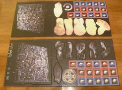 Star Trek: Attack Wing – The Collective Month 2 Organized Play Borg Cube and tokens