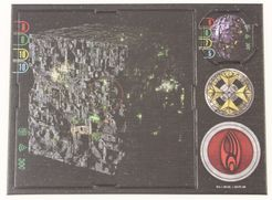 Star Trek: Attack Wing – The Collective Month 3 Organized Play Borg Cube and tokens
