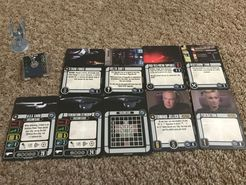 Star Trek: Attack Wing – U.S.S. Cairo Expansion Pack